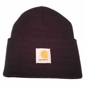 Carhartt Knit Hat Cap Beanie Brown NWT